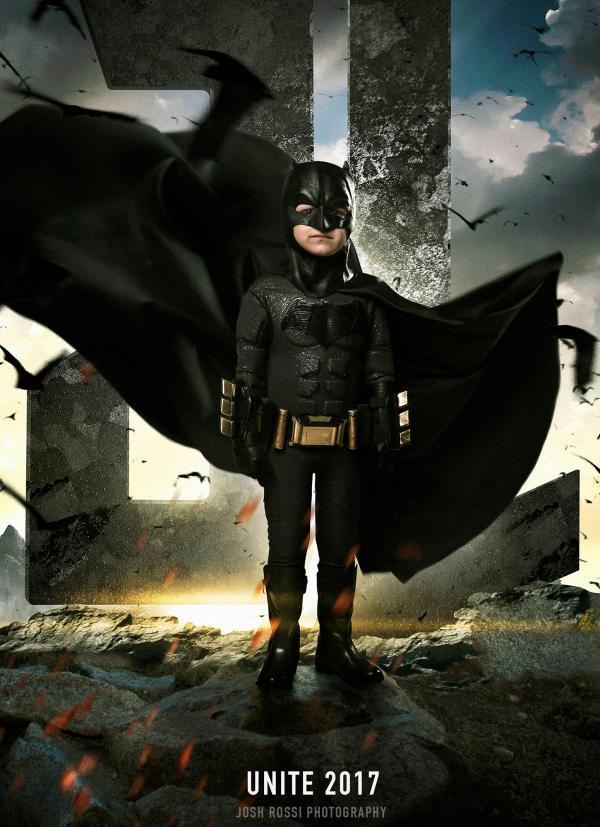 Câu chuyện cảm động đằng sau mỗi thành viên của nhóm 'Justice League nhí'