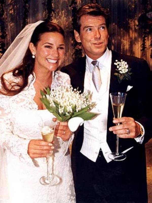 Vợ chồng 'Điệp viên 007': Liệu anh vẫn yêu khi em không còn trẻ và xinh đẹp nữa?