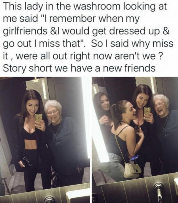 Những câu chuyện nhỏ đáng yêu về người lạ khiến ta mỉm cười suốt cả ngày