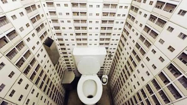 17 nhà vệ sinh kì quặc nhất thế giới