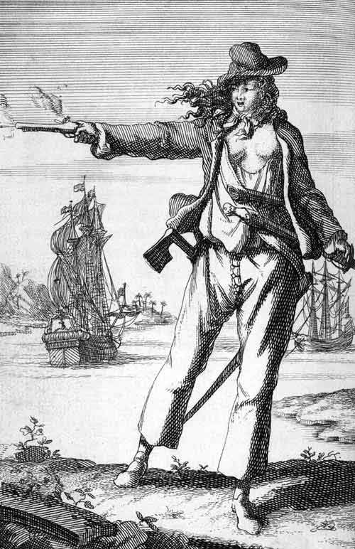 Lịch sử thế giới không thiếu những người phụ nữ 'bá đạo' chẳng kém gì đàn ông