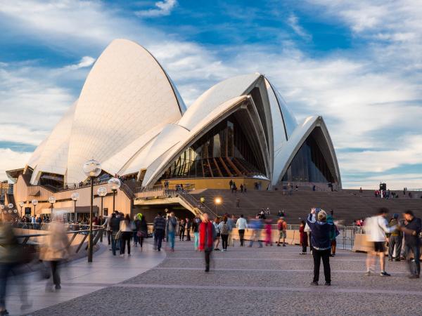 22 bức ảnh quý giá về những công trình biểu tượng của thế giới trước khi được hoàn thành