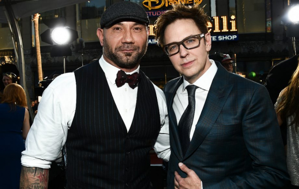 Dave Bautista dọa nghỉ đóng 'Guardians of the Galaxy 3' nếu không dùng kịch bản của James Gunn