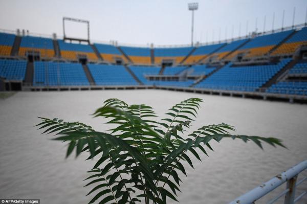Những di sản còn lại ra sao sau khi giấc mơ Olympic kết thúc?