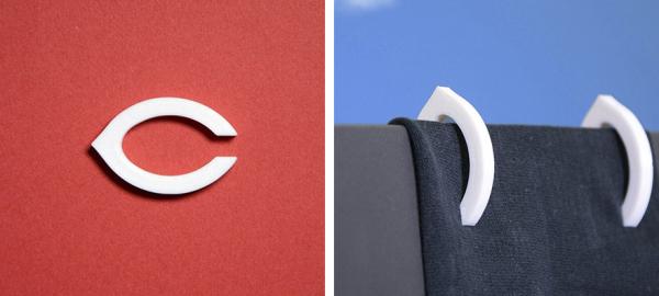 Designer 'chất chơi' biến logo thương hiệu nổi tiếng thành vật dụng hàng ngày