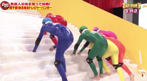 Top 5 gameshow quái dị của Nhật khiến bạn cười 'đau ruột'