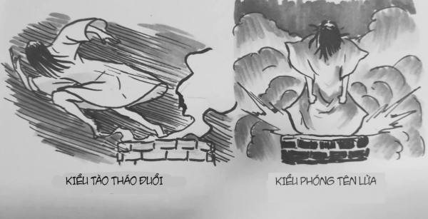 Chị ma Sadako có bao nhiêu style hiện hồn 'tạo nét' nhỉ?