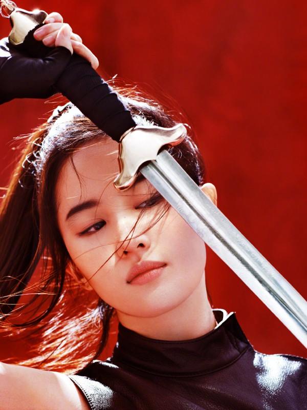 Hình ảnh Hoa Mộc Lan đầu tiên của Lưu Diệc Phi được dân mạng khen ngợi hết lời