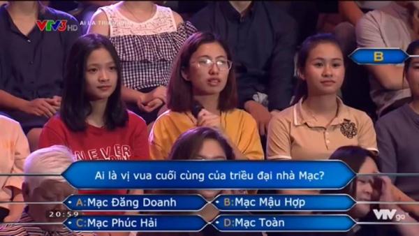 Thánh nhọ 'Ai Là Triệu Phú': Sử dụng 4 sự trợ giúp cho 1 câu hỏi nhưng vẫn trả lời sai