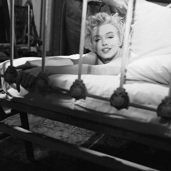 Cảnh phim khỏa thân của Marilyn Monroe lần đầu được tiết lộ sau 57 năm 'lạc trôi'