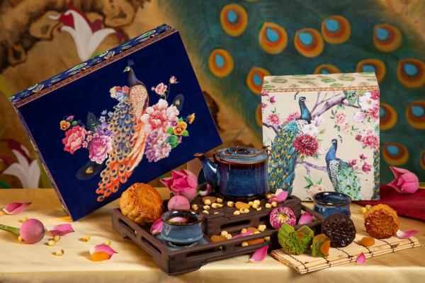 Bánh Trung Thu 2018 của các hãng nổi tiếng trông 'ảo diệu' như thế nào? (Kì 1)