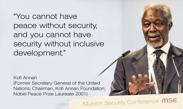 Thế giới bàng hoàng trước tin Cựu tổng thư ký Liên Hợp Quốc - Kofi Annan qua đời
