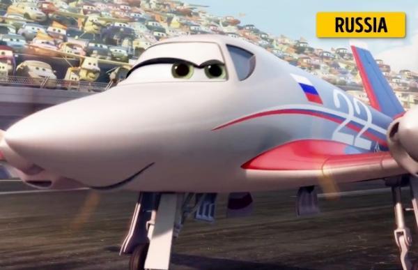 Sự khác biệt của các bộ phim hoạt hình khi công chiếu ở từng quốc gia