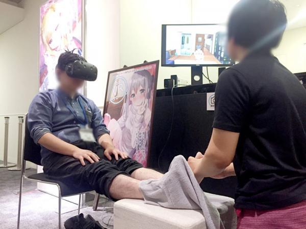 Khi các mỹ nữ anime thực ra lại là... đàn ông với dịch vụ massage độc lạ ở Nhật Bản