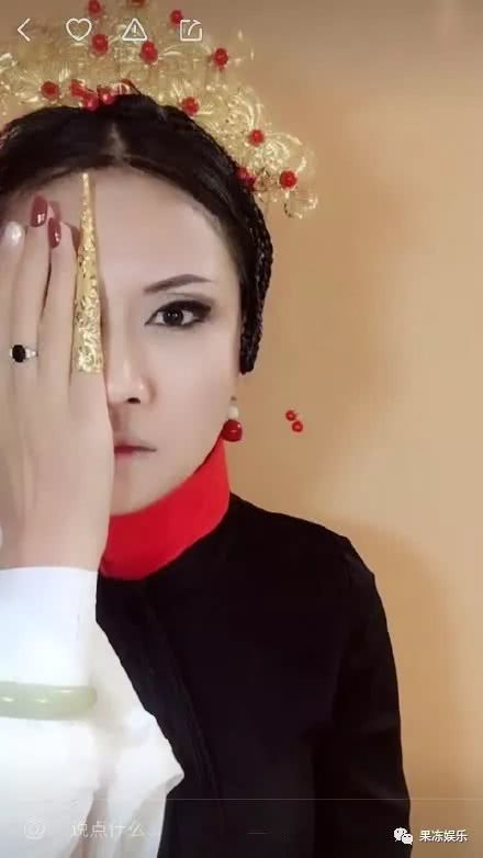 Bách Biến Nữ Vương: Cô nàng có bàn tay ma thuật 'biến hóa' thành nguyên dàn phi tần trong 'Diên Hi Công Lược'