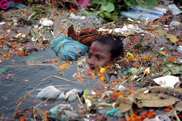 25 tấm ảnh nhắc nhở bạn hãy tái chế rác thải ngay đi trước khi mọi thứ tồi tệ hơn
