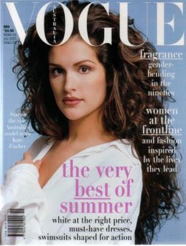 'Nàng tiên cá' Kate Fischer: Từ siêu mẫu hạng nhất trở thành người phụ nữ vô gia cư béo phì