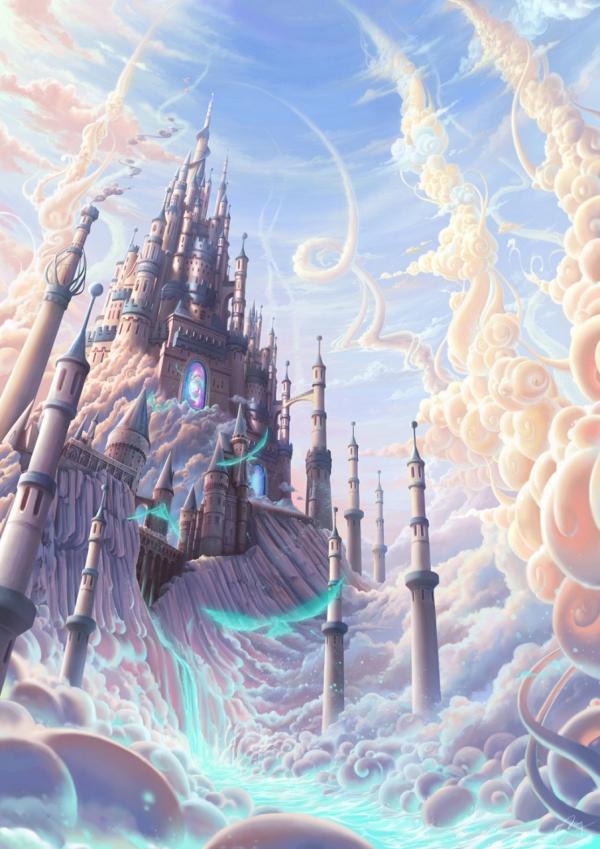 'Cánh cổng thiên đường' lấp ló cánh thiên sứ đột nhiên xuất hiện ở vùng trời Trung Quốc
