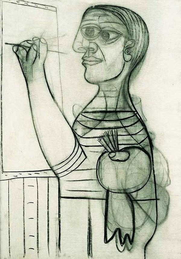 Chuyện chưa kể về Picasso qua những bức chân dung tự họa từ năm 15 đến 90 tuổi
