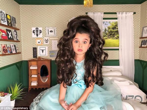 'Công chúa Mia' - thiên thần nhỏ mắt xanh khiến cả thế giới phát cuồng tìm kiếm thông tin là ai?