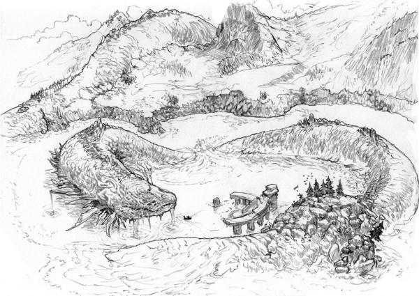 8 quái thú có kích thước khổng lồ trong truyền thuyết các nước