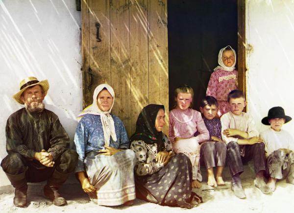 Ngắm nước Nga 100 năm trước qua bộ ảnh màu nghệ thuật hiếm hoi