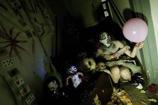 Những ngôi nhà ma kinh dị nhất nước Mỹ (Kỳ 2): Tầng hầm kinh hoàng của Scarehouse