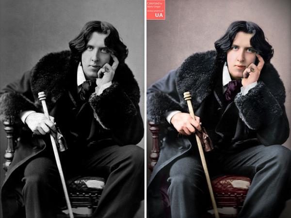 Lần đầu chiêm ngưỡng dung nhan của các nhân vật lịch sử nổi tiếng qua ảnh màu phục chế