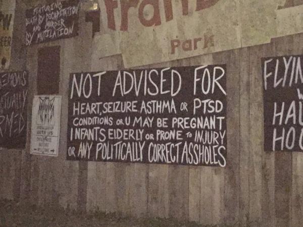 Những ngôi nhà ma kinh dị nhất nước Mỹ (Kỳ 3): Dead Acres - xứ sở của nỗi kinh hoàng tột đỉnh