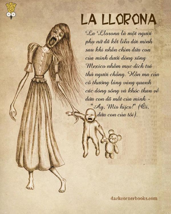 Việt Nam có Ông Ba Bị thì thế giới cũng có những sinh vật truyền thuyết chuyên dọa ma trẻ em lúc nửa đêm