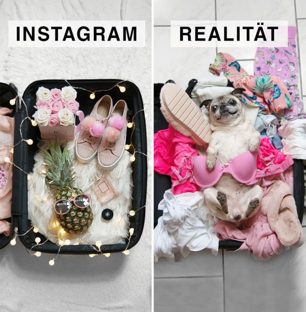 Bộ ảnh hài hước 'vạch trần' thói sống ảo của hội chị em trên Instagram