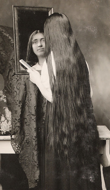 Những bí mật thú vị về mái tóc dài - báu vật được các quý cô thời Victoria quý hơn sinh mệnh