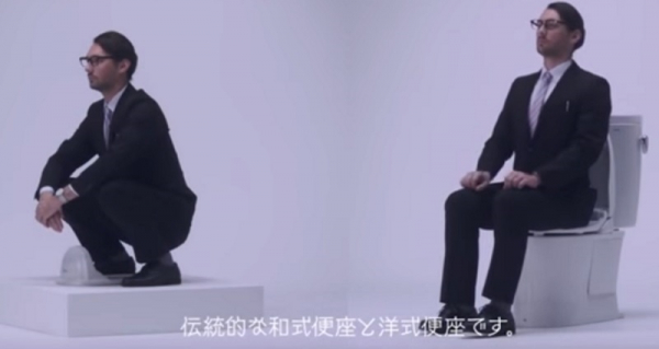 1/3 đàn ông Nhật Bản khẳng định ngồi khi đi tiểu khiến họ thoải mái hơn