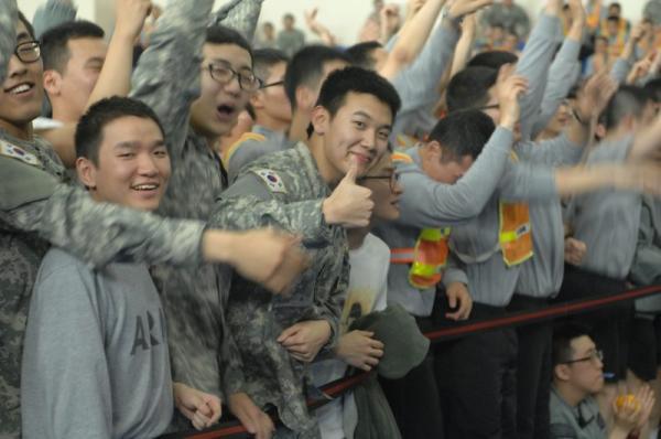Nhóm sinh viên Hàn Quốc bị cáo buộc vì cố ý béo phì để trốn tránh nghĩa vụ quân sự