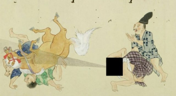 Ai biết xì hơi cũng có lịch sử hoa mỹ và đi vào cả văn học, nghệ thuật thế này?