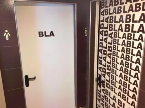 Những ký hiệu nhà vệ sinh khiến chúng ta đứng 5 phút vẫn không biết vào bên nào mới đúng