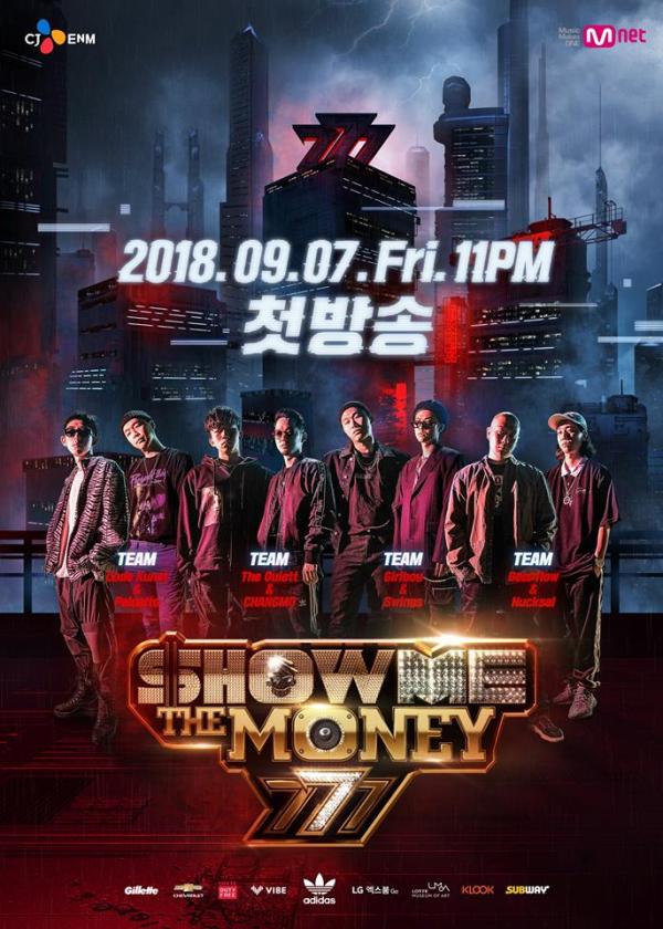 Những lý do fan hip hop nhất định phải xem 'Show Me The Money 777'