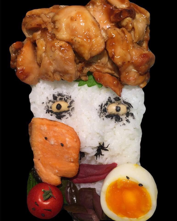 Làm cơm hộp Bento phong cách 'hù ma dọa quỷ' thế này thì đừng hỏi vì sao tán trai mãi không đổ