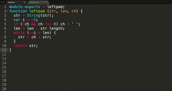 Lập trình viên suýt xóa sổ Internet chỉ bằng 11 dòng mã