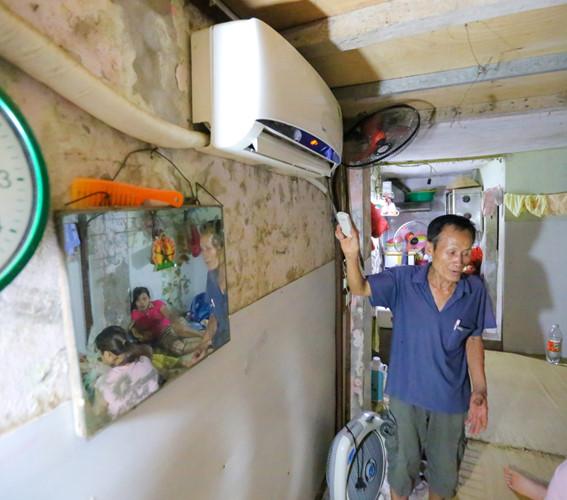 Vụ cháy lớn gần bệnh viện Nhi Hà Nội: 'Người giàu' cũng khóc!