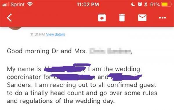 Khách tham dự lễ cưới hoang mang tột độ vì loạt yêu sách 'khó đỡ' đến từ cô dâu chú rể