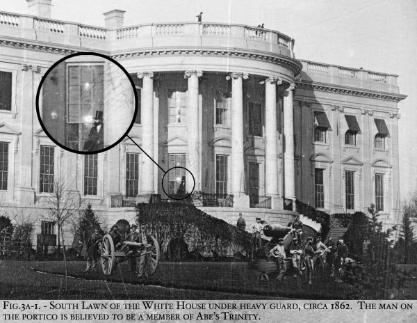 Nhà Trắng bị ma ám hay là tuyển tập những trò đùa 'rợn tóc gáy' của cố tổng thống Lincoln