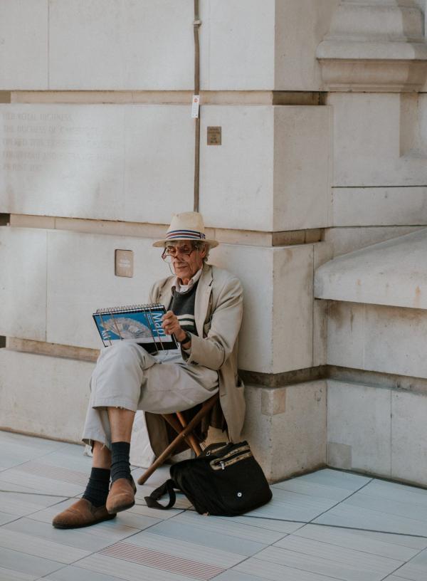 Tuyển tập 'Trai đẹp ở London' qua ống kính máy ảnh của một chàng trai Việt