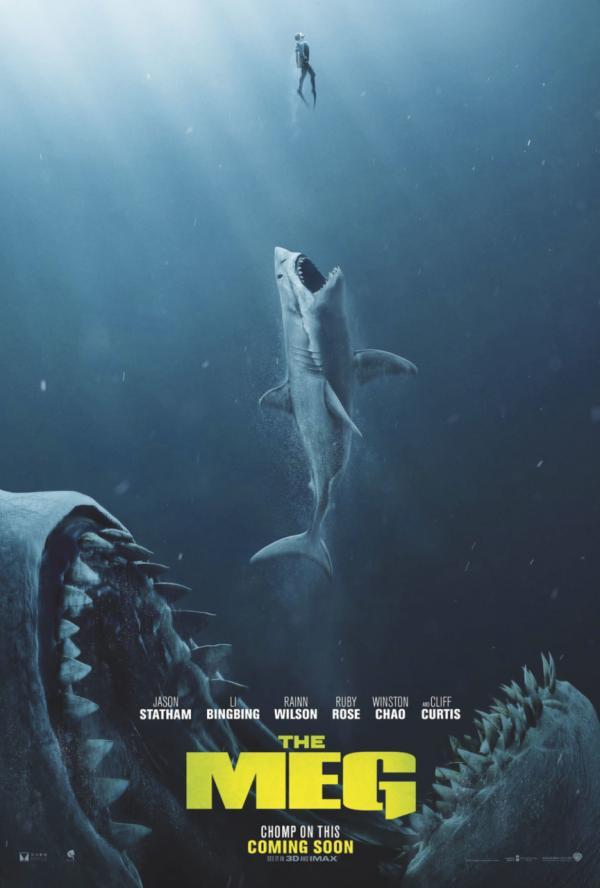 Cá mập khổng lồ trong phim 'The Meg' và sự thật ngoài đời giống nhau bao nhiêu phần trăm? (Kỳ 1)