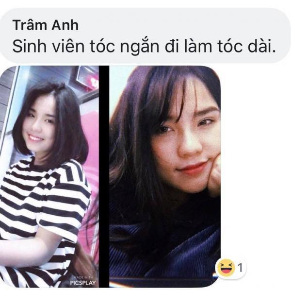 Chàng trai khoe ảnh thời sinh viên và khi đi làm khiến chị em lật tung Facebook để tìm profile