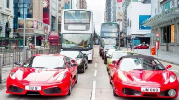 Chuyện ăn chơi của giới siêu giàu Hong Kong: Anh không ngại vung tiền, chỉ cần lí do thôi