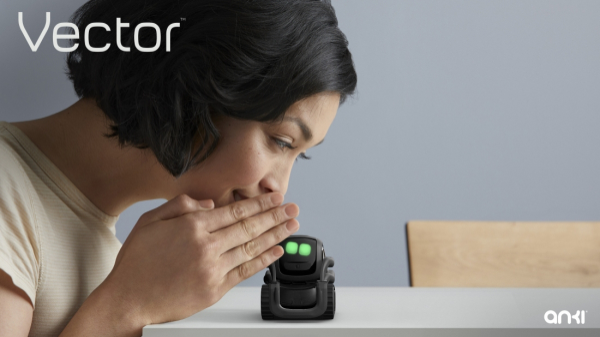 Anki Vector - 'Thú cưng công nghệ' dễ thương giống hệt trong phim Wall-E