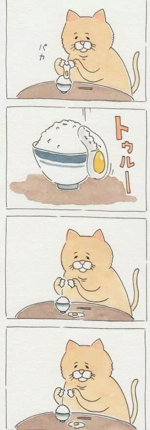 Bộ tranh hài hước: Cuộc sống vất vả của loài mèo nếu một ngày không có con người 'hộ giá'