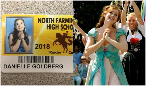 Loạt hình thẻ học sinh khi được thoải mái sáng tạo của trường North Farmington