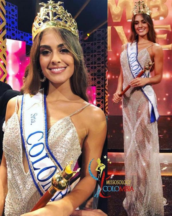 Đăng quang cùng ngày, Hoa hậu Colombia và Liban khiến dân mạng chịu không thể phân định ai đẹp hơn
